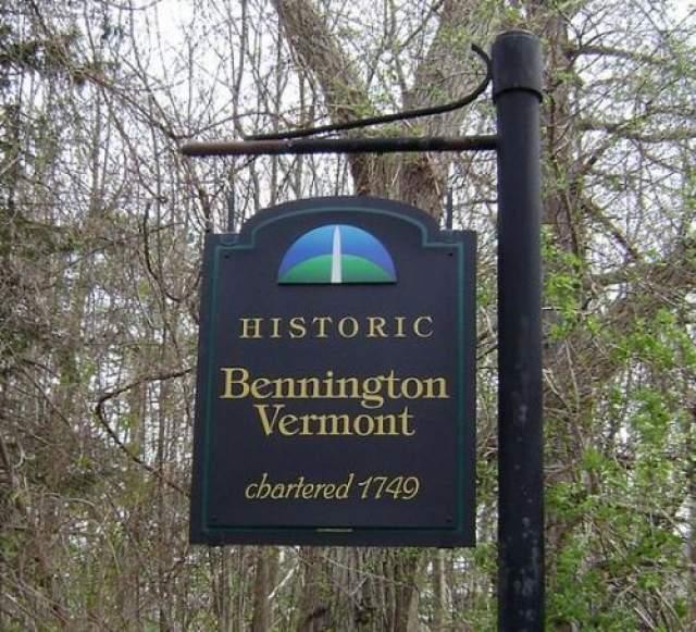 """Исчезновения, связанные с """"Беннингтонским треугольником"""" Бенингтонский треугольник"""" - это область на юго-западе штата Вермонт, где с 1920 по 1950 год таинственным образом пропало более десяти человек."""