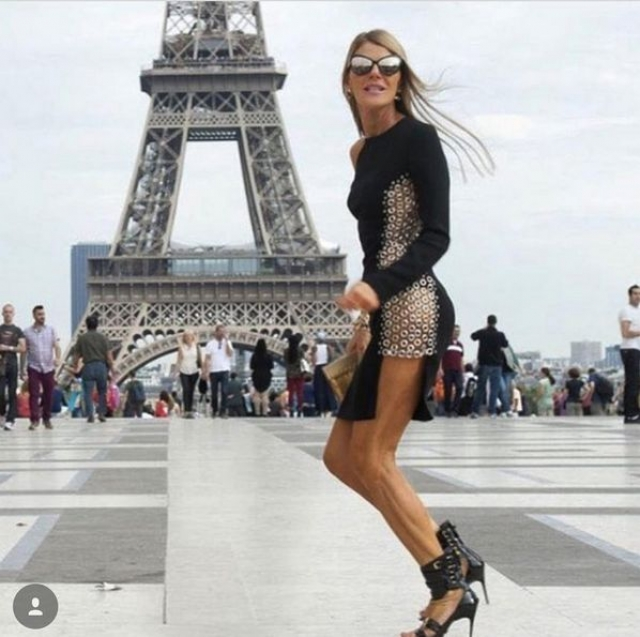 Анна Делло Руссо - 53-летний редактор журнала Vogue в Италии, покорившая полтора миллиона подписчиков!