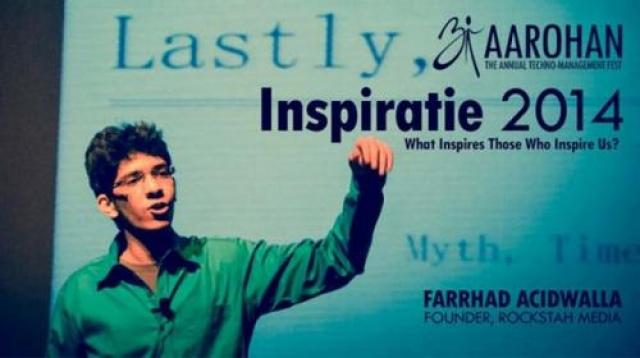 Фархед Асидуолла, Rockstah Media В свободное от школы время, 16-летний подросток из Мумбаи развивал собственную компанию Rockstah Media. Это маркетинговое агентство, в котором работает 20 человек со всего мира.
