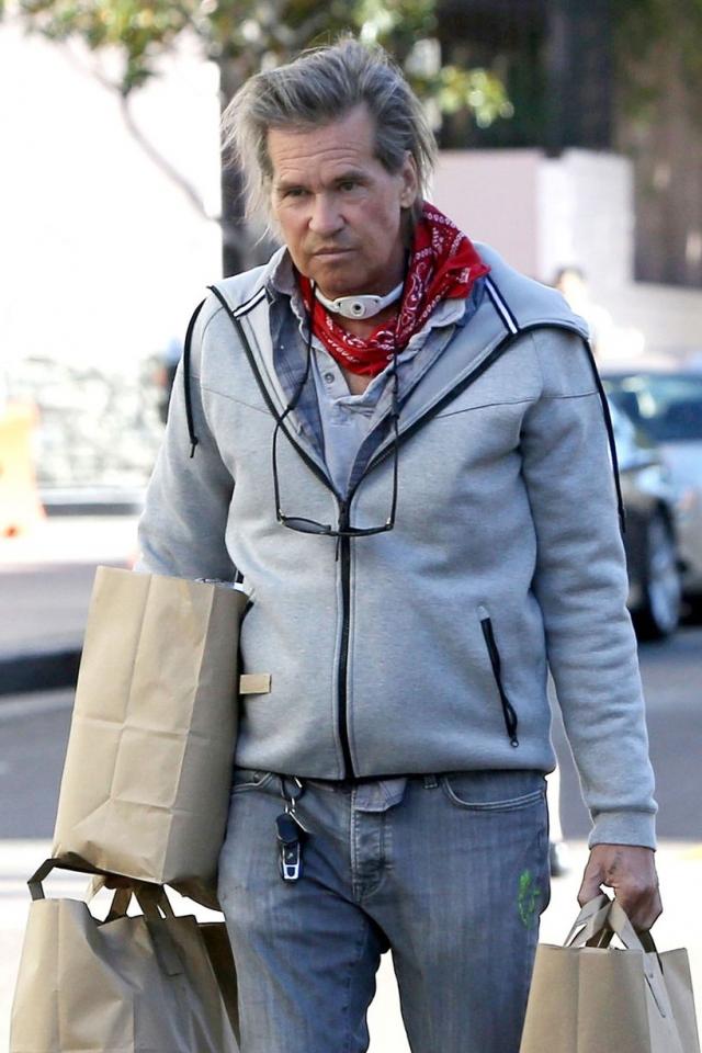 В 2015 году появилась информация о том, что Килме страдает от рака горла, хотя сам актер все отрицает. За это время он резко худел, однако вновь набрал лишний вес.