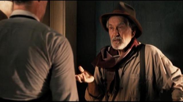 """""""Серый человек """" (2007). Фильм основан на реальной истории маньяка-каннибала Альберта Фиша."""
