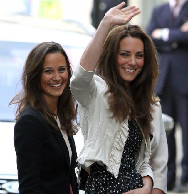 Пиппа Миддлтон. Британской светской львице, младшей сестре Кэтрин, герцогини Кембриджской, всегда прочили незавидную судьбу: быть в тени Кэтрин, с чем она до сих пор борется.