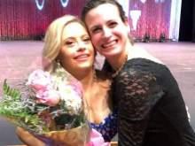 Девушка с синдромом Дауна впервые выиграла в конкурсе красоты в США