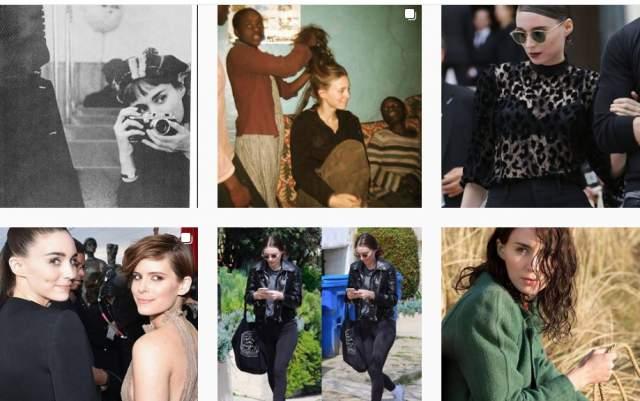 """Амплуа у актрисы """"Татуировки с драконом"""" соответствующее, - она играет холодных женщин."""