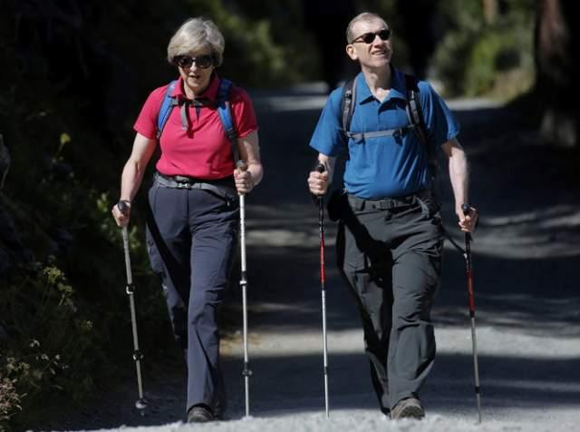 Тереза Мэй, премьер-министр Великобритании (61 год). В 56 лет лидер консервативной партии узнала, что у нее сахарный диабет первого типа, но она не стала жаловаться на судьбу, а решила бороться.