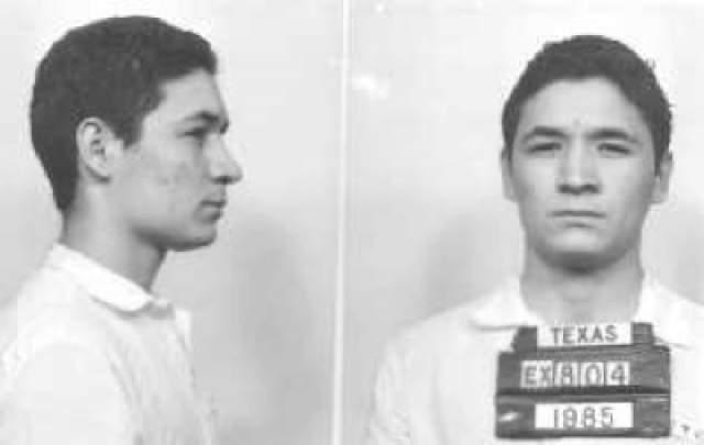 Рубен Канту. Ночью 8 ноября 1984 года 17-летний юноша и его старший друг Дэвид Гарза ограбили двух мужчин на строительной площадке в городе Сан-Антонио, угрожая оружием. Их жертвы были простыми рабочими, которые ночевали на строительной площадке.