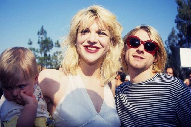"""Кортни Лав. Кортни поклонники """"Nirvana"""" никогда не любили. Многие из них считают, что именно она загнала мужа, Курта Кобейна, в гроб."""