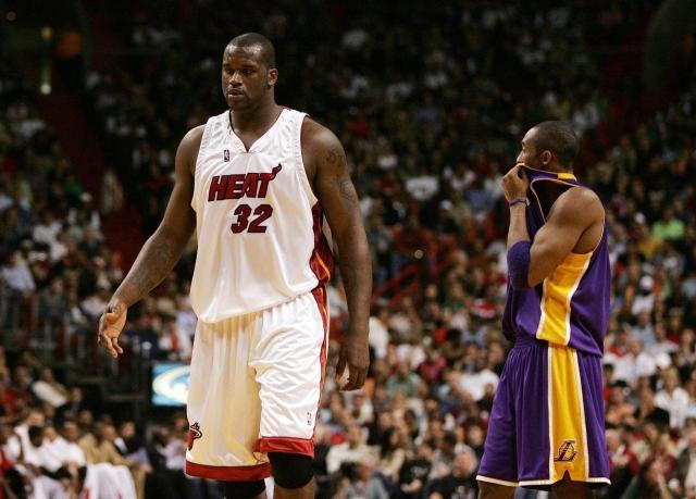 Шакил О'Нил. Настоящий гигант, бывший одним из лучших и уж явно самым колоритным центровым в истории NBA.