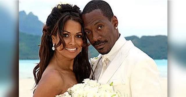Эдди Мерфи и Трейси Эдмондс. 1 января 2008 года на романтическом курорте Бора-Бора состоялась свадьба актера и кинопродюсера.