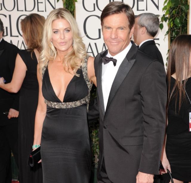 Деннис Куэйд. У актера и его тогдашней жены Кимберли Баффингтон в ноябре 2008 родились очаровательные близнецы.