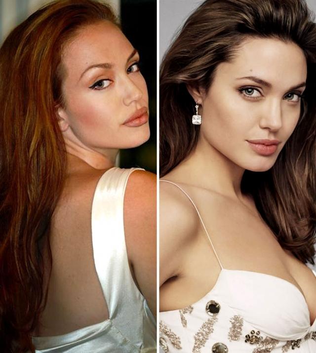 Первым делом за Тиффани взялись папарацци, преследуя ее повсюду, а сделанные снимки выдавая за фото Джоли. Девушку это раздражало до тех пор, пока она не начала получать гонорары за подобные съемки.