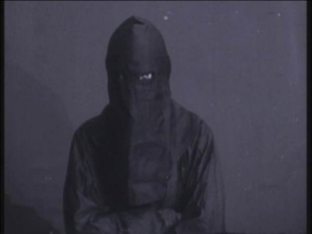 """""""Фантомас"""". В первой кинокартине Фантомас выглядел не привычным нам образом, а как классический злодей."""