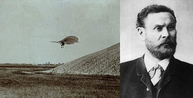 Отто Лилиенталь: сломал позвоночник, рухнув на дельтаплане. Стал первым человеком, которому удалось совершить полет на дельтоплане. До этого полеты считались выдумками мечтателей и дураков. Сконструировал 18 типов дельтапланов: 15 монопланов и 3 биплана. Он совершил более 2000 полетов.
