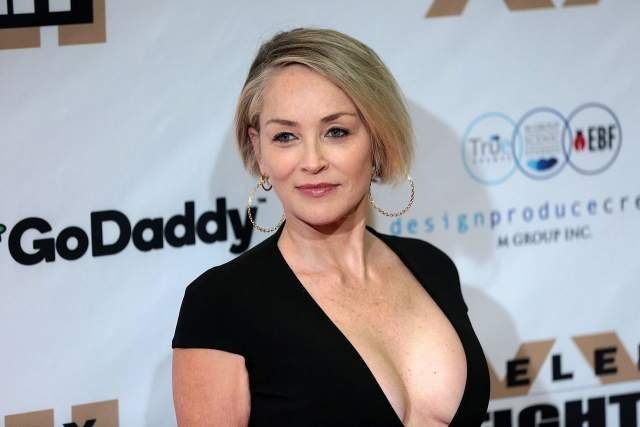Шэрон Стоун В 2001 году голливудская актриса Шэрон Стоун пережила самый сложный период в своей жизни - у знаменитости случился инсульт.