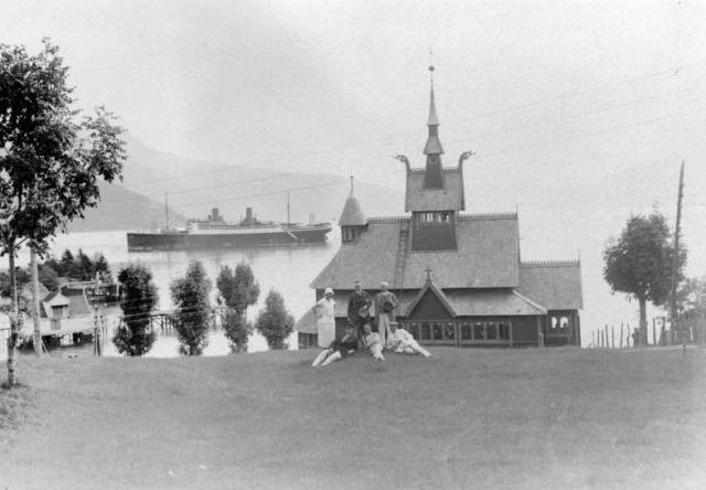 """В 1931 году пароход вышел в море под новым названием """"Генерал фон Штойбен""""."""