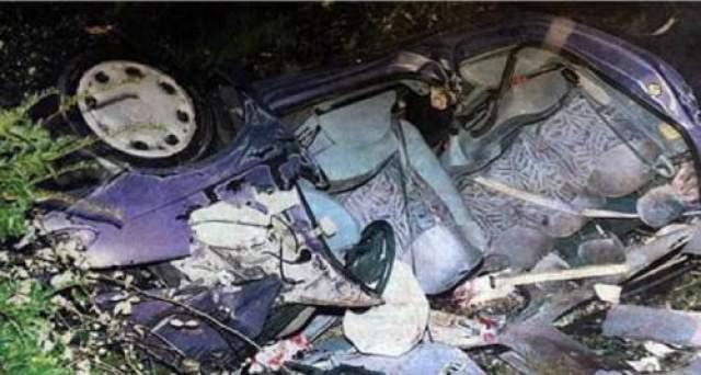 Тело девушки, которое держалось на шпильках В 2009 года 17-летняя Катрина Бургесс попала в страшную автомобильную аварию: машина, в которой она ехала, столкнулась с грузовиком на скорости 100 км/ч.