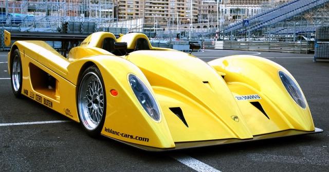 Leblanc Mirabeau - $1 420 000. Суперкар подготовлен под стандарт FIA для гонок в Ле-Мане, но при этом соответствует требованиям для использования на дорогах общего назначения.