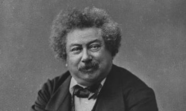 Александр Дюма, отец.