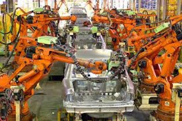 19. Промышленные роботы - одна из самых функциональных разновидностей роботов. Они могут выполнять основные технологические операции (сварка, окраска, сборка) и вспомогательные технологические операции (загрузка-выгрузка технологического оборудования, транспортные).