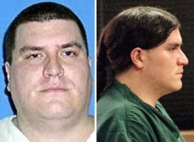 Давид Мартинез Дата преступления: 27 июля 1997 года Дата казни: 28 июля 2005 года Возраст: 29 лет Обвинение: изнасиловал 24-летнюю девушку, затем задушил ее и перерезал горло.