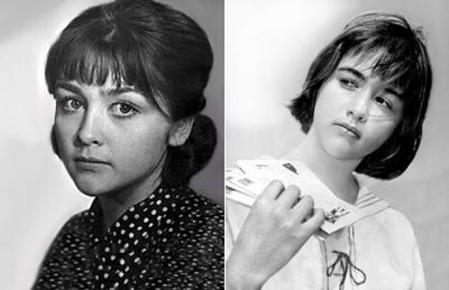 Затем актриса вышла замуж за моряка и навсегда уехала в Севастополь. После рождения сына Клюева продолжала сниматься в фильмах, но уже довольно редко.
