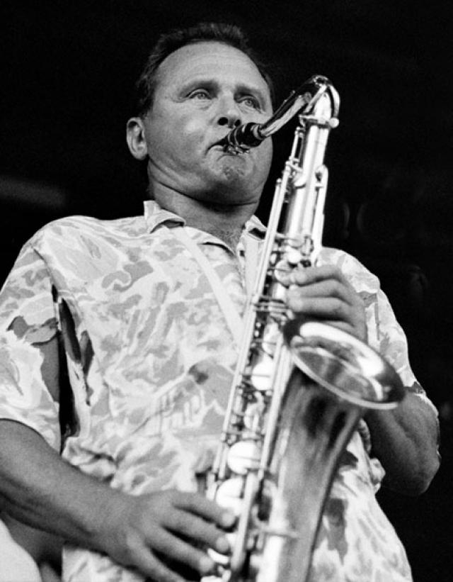 Стэн Гетц. Американский джазовый музыкант большую часть жизни страдал от алкоголизма и наркотической зависимости.
