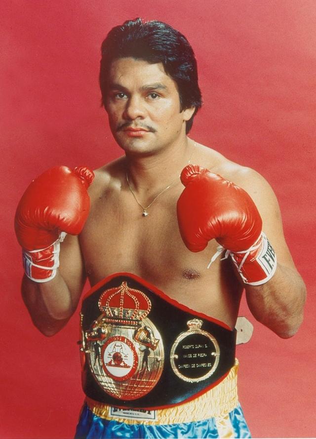 Роберто Дуран. Панамский боксер-профессионал, который был признан лучшим легковесом ХХ века.