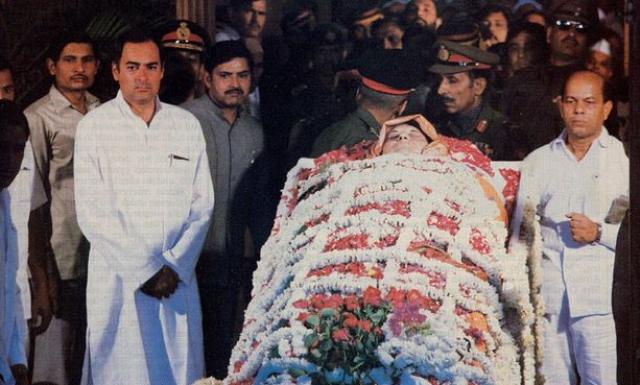Сикхи поклялись отомстить власти за осквернение святыни. Один из охранников-сикхов имел связи с бандформированиями, но Индира Ганди, несмотря на предупреждения, так и не сменила секьюрити.