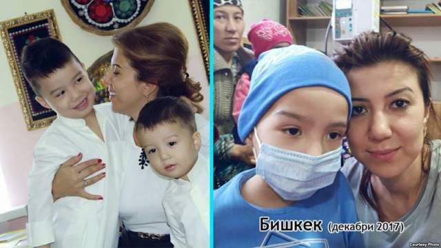 5-летний сын артистки умер в борьбе с лимфомой, не выдержав очередного курса химиотерапии.