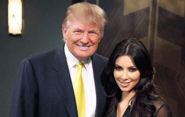 Ким Кардашьян и Дональд Трамп. Звезда американского реалити-шоу в мае 2018-го обсуждала с президентом дело Элис Джонсон, которую пожизненно осудили в 1996 году за хранение наркотиков и организацию сбыта без права на досрочное освобождение.
