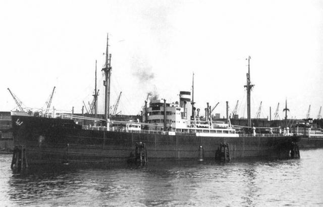 """21 октября 1944 года в Бермудском треугольнике загадочно исчез экипаж американского корабля """"Рубикон"""" ."""