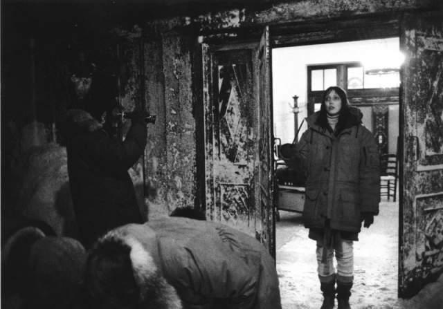 20. Стэнли Кубрик отказался от идеи создания живой изгороди в форме различных животных, которые бы «оживали» в определённых сценах, из-за несовершенства спецэффектов на то время.