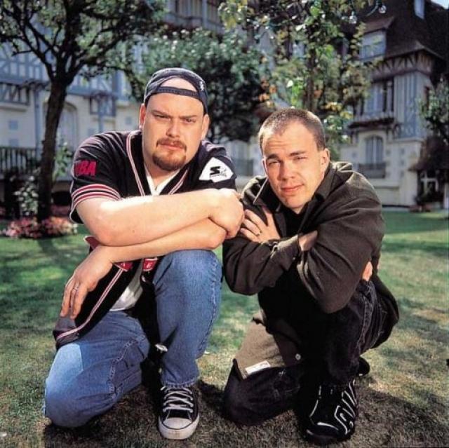 Братья Вачовски начали создавать сценарий без намерений снимать по нему фильм. В 1992 году это была просто интересная идея для создания серии комиксов.