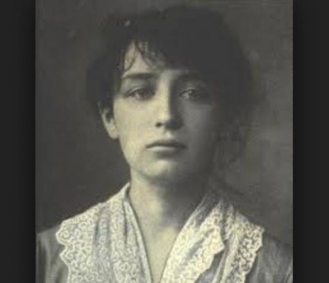 Камилла Клодель. В 19 лет девушка пришла учиться к скульптору Огюсту Родену, которому тогда исполнилось уже 45.