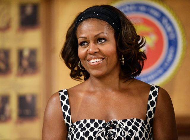 """И когда кто-то из зала крикнул """"нет"""", добавил: """"Слишком быстро, не так ли?"""" Пресс-служба Мишель Обамы выступила с официальным заявлением, в котором назвала шутку актера """"крайне недопустимой""""."""