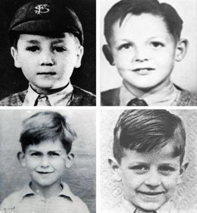 Отец Джона Леннона работал на торговом судне, отец Пола Маккартни был служащим, папа Джорджа Харрисона был моряком, а Ринго Старра - пекарем.