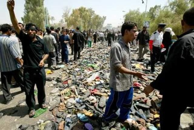 """Ответственность за минометный обстрел, взяла на себя малоизвестная суннитская группировка """"Джейш ат-Таифа аль-Мансура"""""""