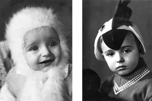 Геннадий Ветров в костюме петушка.