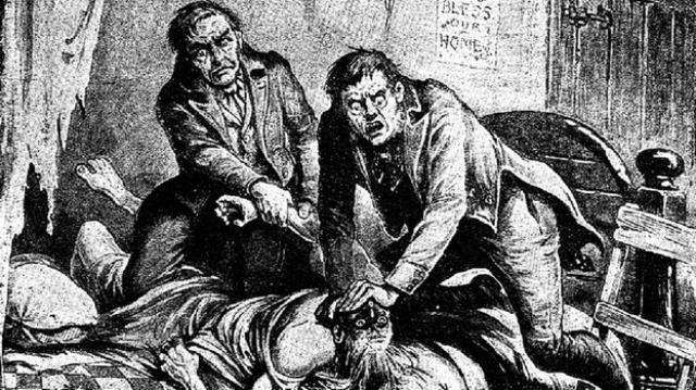 Хэр дал показания против своего сообщника, чтобы избежать судебного преследования, и Берк был казнен через повешение в 1829 году.