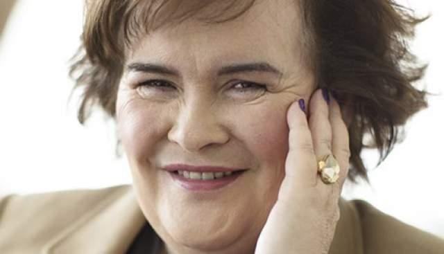 """Сьюзан Бойл. Победив в 2009 году в конкурсе """"Британия ищет таланты"""", женщина поведала, что ни разу в жизни даже не целовалась."""