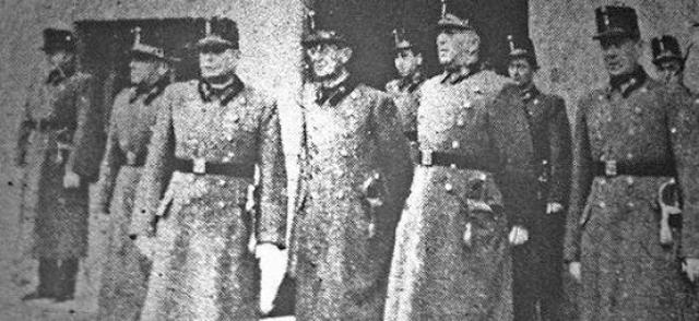 После войны суд возрожденной Чехословакии приговорил Чижика Чатари к смертной казни, однако преступник переехал в Канаду под чужим именем, где стал заниматься торговлей произведениями искусства.