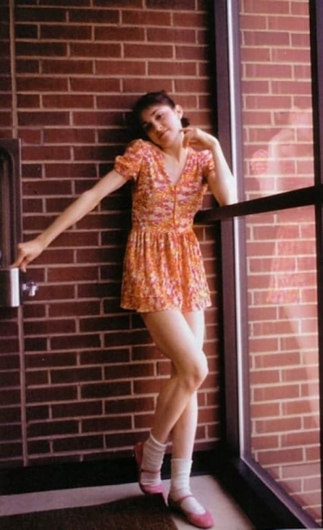 Мадонне 18 лет, Детройт, 1976 год