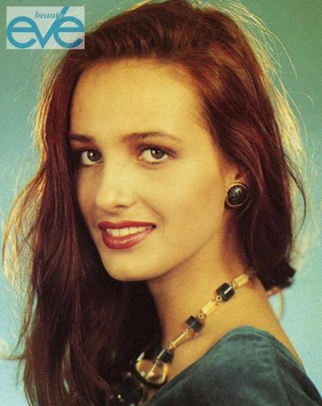 Агнешка Котлярска (1972-1996). Польская фотомодель, победительница конкурса Мисс Интернешнл 1991.