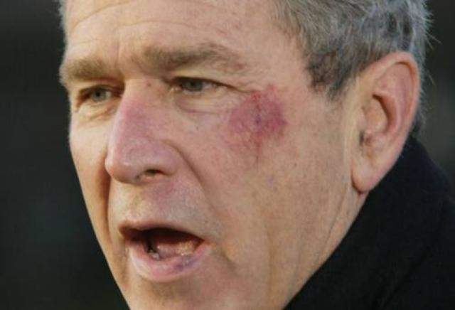 Весть о том, что президент США на несколько секунд потерял сознание, подавившись соленым крендельком, облетела весь мир.