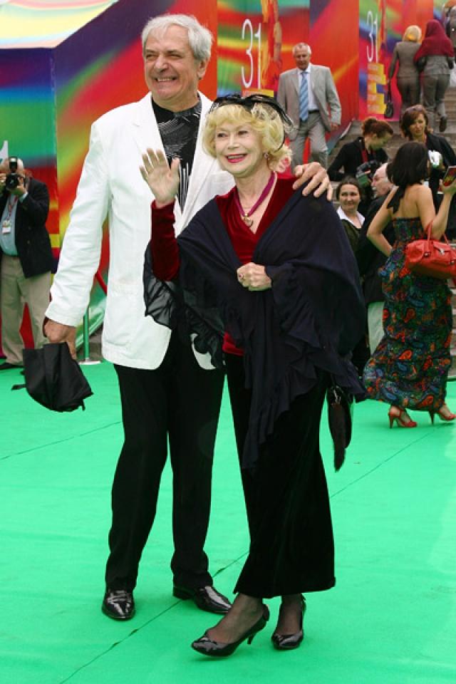 С 1960 года была замужем за актером Александром Лазаревым, который скончался в 2011. Сын - также Александр, - тоже актер. Бабушка двух внучек.