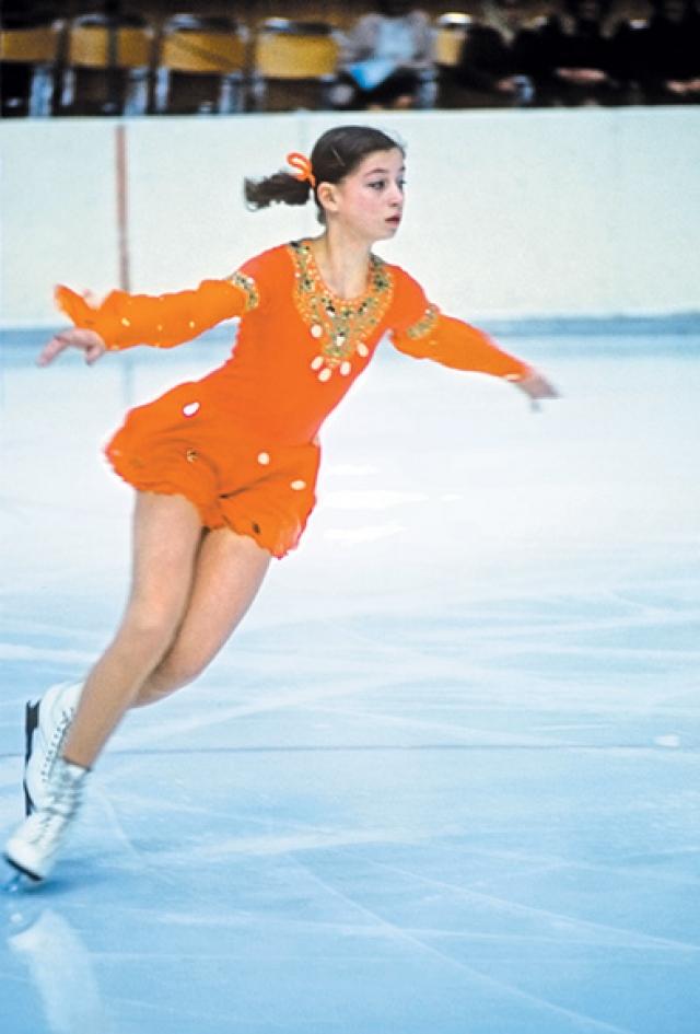 В 15 Елена стала бронзовым призером чемпионата Европы 1978 года.