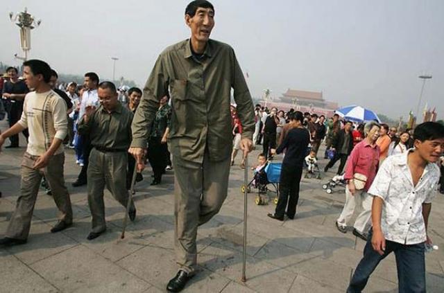 Бао Сишунь - монгольский чабан из китайской провинции Внутренняя Монголия.