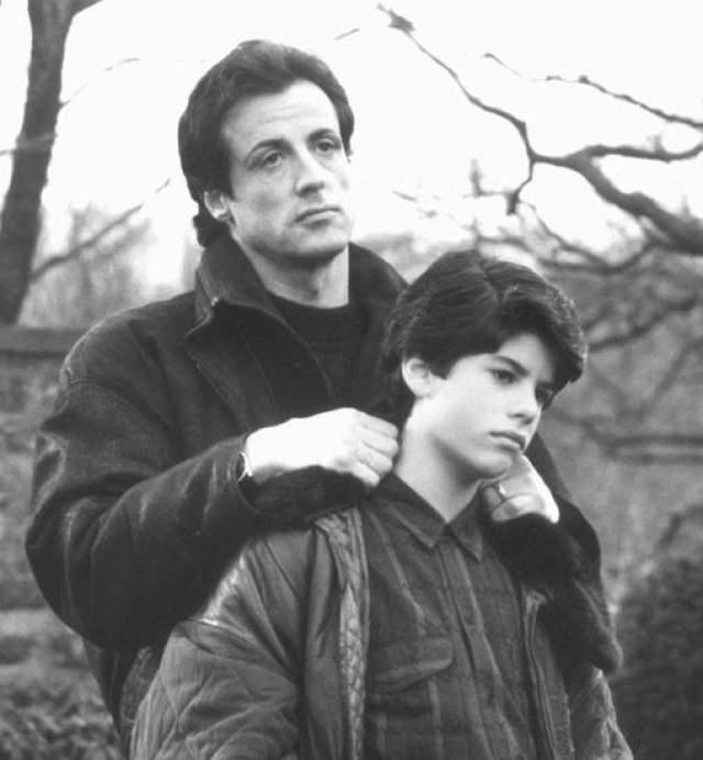 С 14 до 24 лет Сэйдж успел сняться в 11 фильмах.