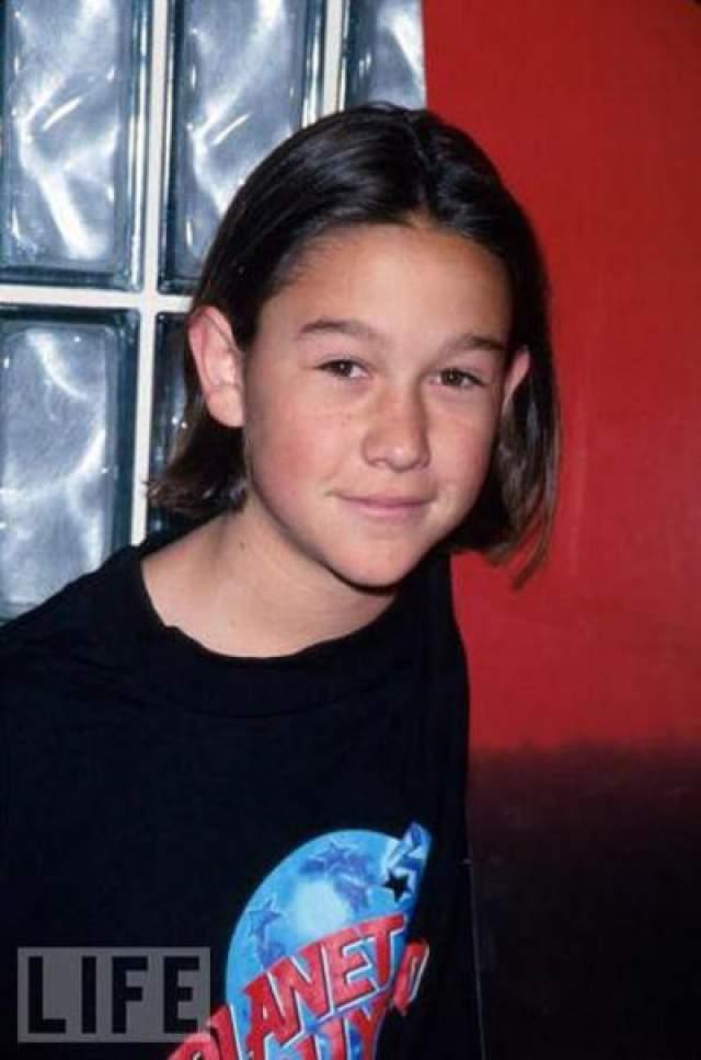 Джозеф Гордон-Левитт в 14 лет