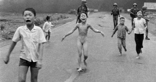 Фан Тхи Ким Фук, более известная как Ким Фук - вьетнамка, получившая мировую известность благодаря фотографии американского корреспондента Ника Ута во время Вьетнамской войны.